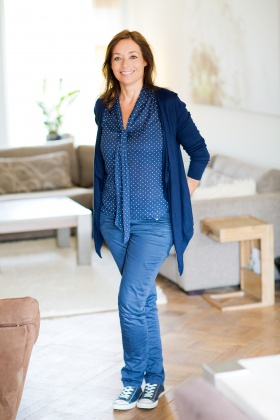Interieur stylist Anita Notenboom