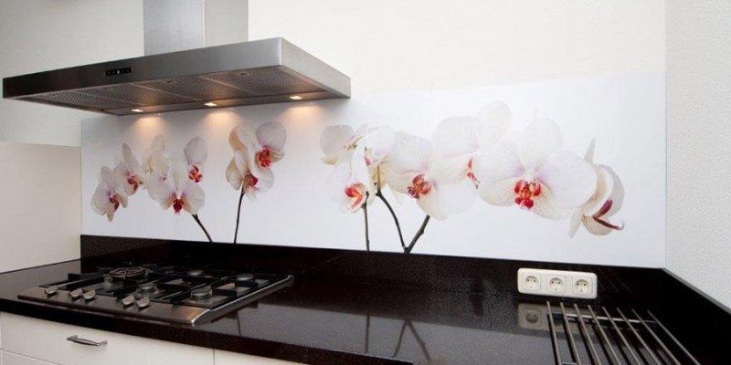 Keuken Achterwand foto