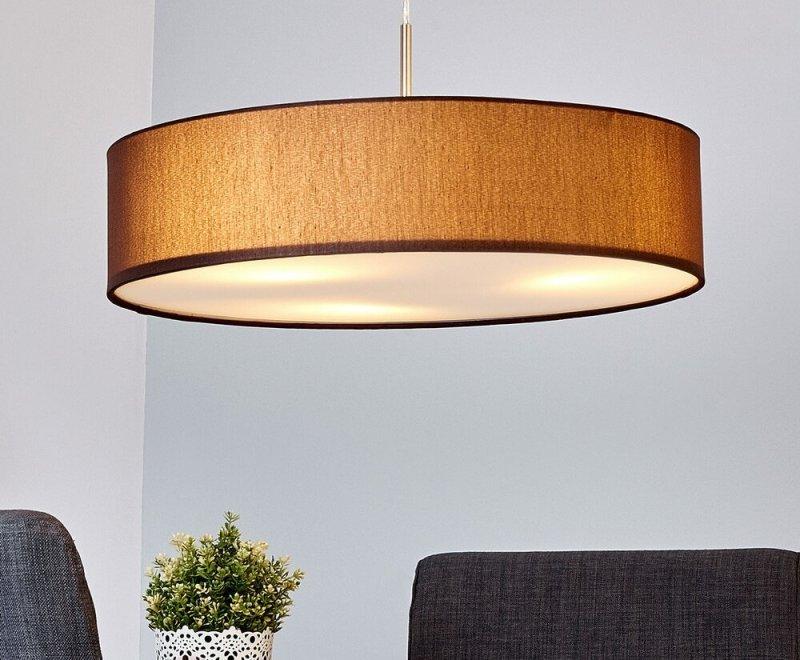 Textiel hanglamp - 2