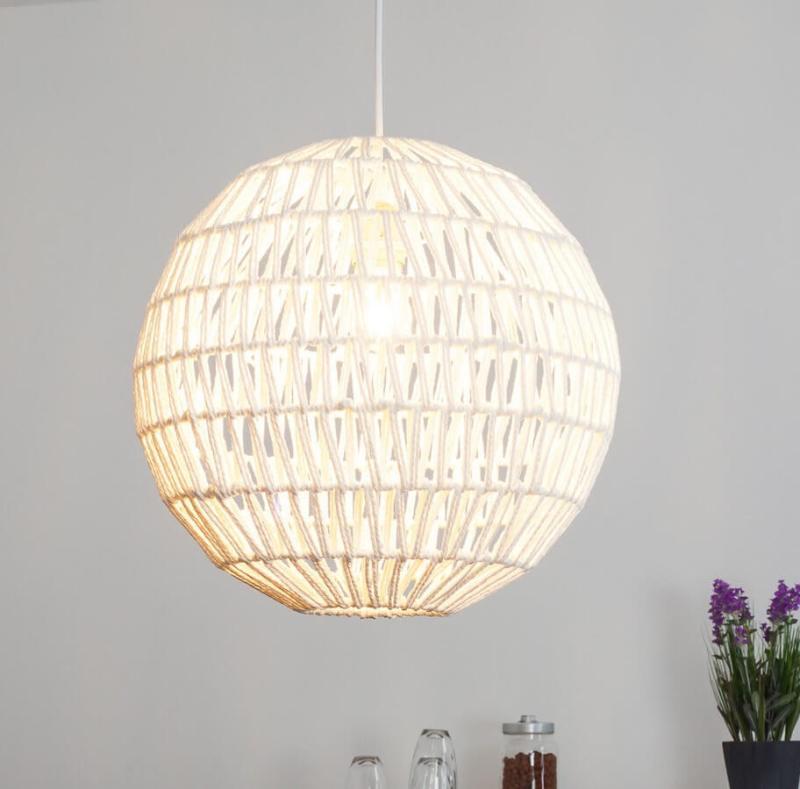 Papieren hanglamp