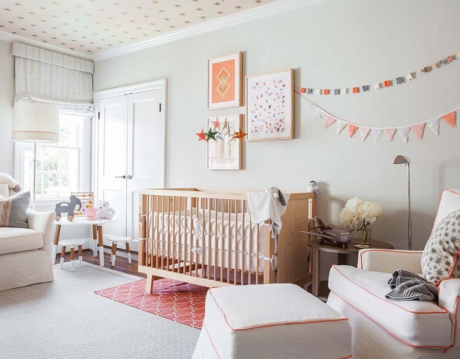 Comfortabel Vloerkleed Babykamer : Maak een scandinavische babykamer