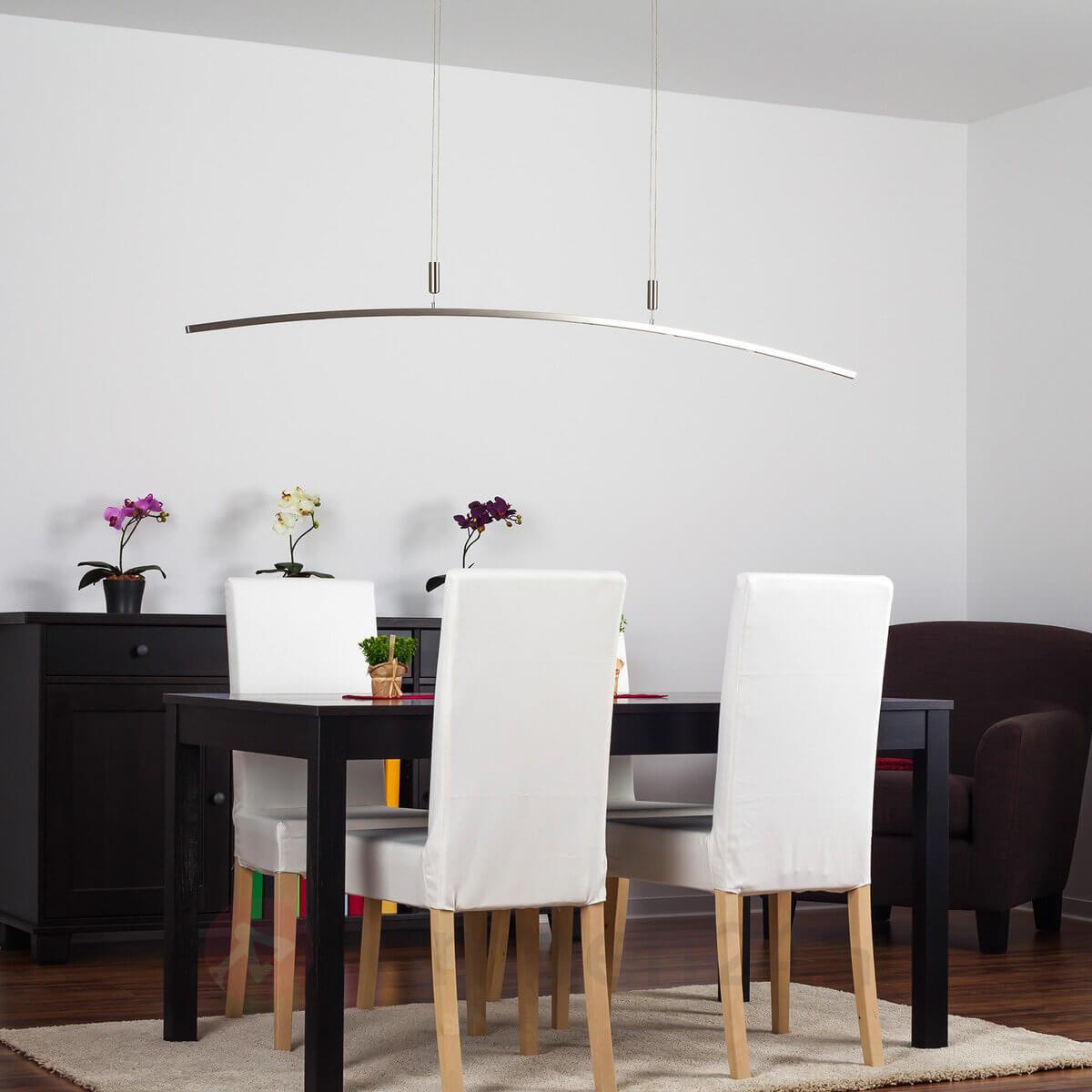 Hanglamp aluminium balk - 1