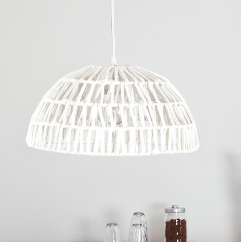 Papieren hanglamp - 4