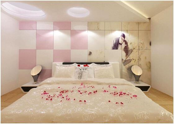 Kinderkamer Dekor Idees: Behangpapier slaapkamer d dit fotobehang ...