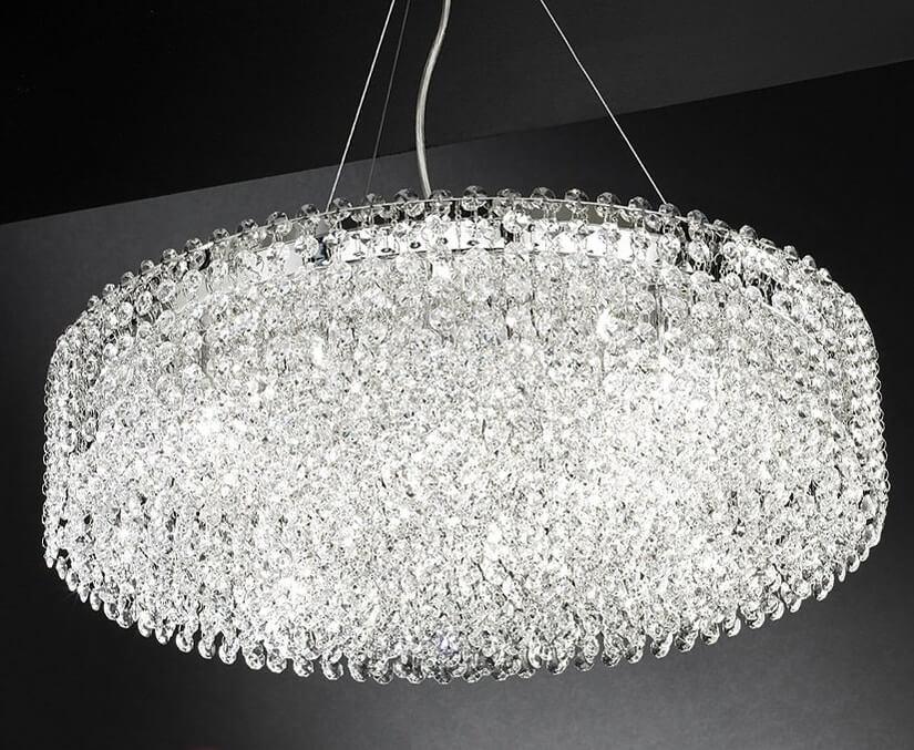 kristal hanglamp