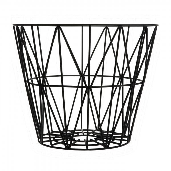 ferm-living-wire-basket-opbergmand-small-zwart-1