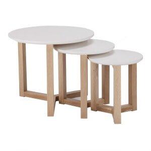 10x mooie scandinavische meubels ik woon fijn - Tafel met chevet ...