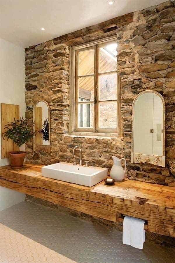 Badkamer Douche Wand ~ Engelse stijl slaapkamer  De Badkamer Is Ingericht In Oud Engelse