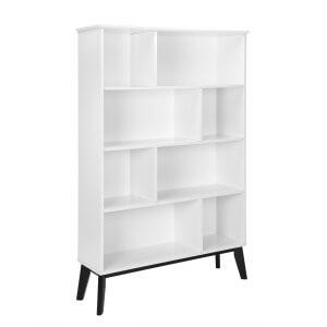 Scandinavische boekenkasten