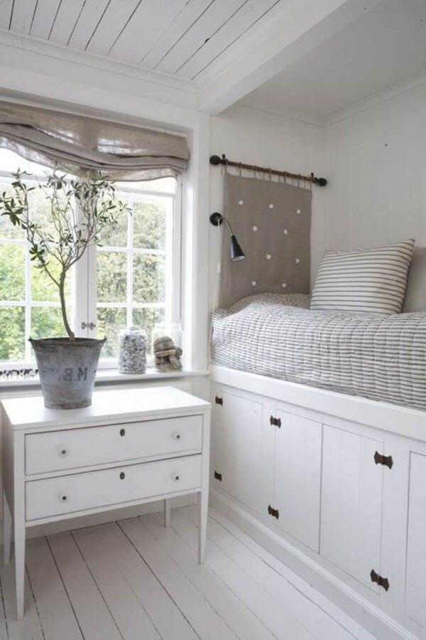 Beroemd Kleine slaapkamer inspiratie | Ik woon fijn OW35