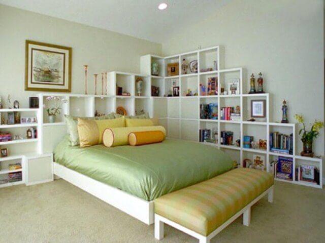 Kleine Slaapkamer Delen : Kleine slaapkamer inspiratie Ik woon fijn
