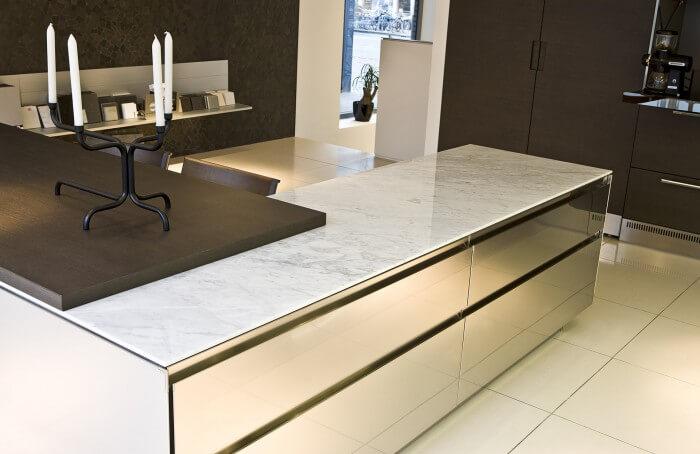 Keukentrends voor 2016 ik woon fijn - Keuken wit marmer ...