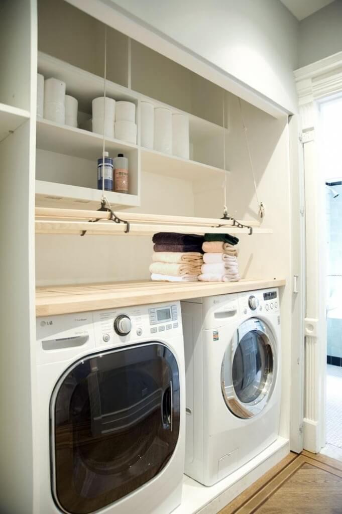 5 tips voor het inrichten van je waskamer ik woon fijn - Moderne wasruimte ...