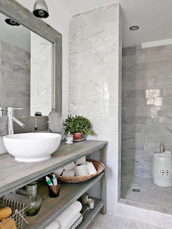 Kleine badkamer- kraan