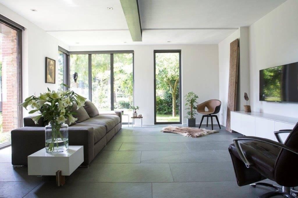 Natuursteen of keramische tegels welke vloer past bij jou ik woon fijn for Dus welke architectuur