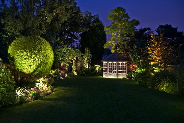 Lenteklaar - tuinverlichting