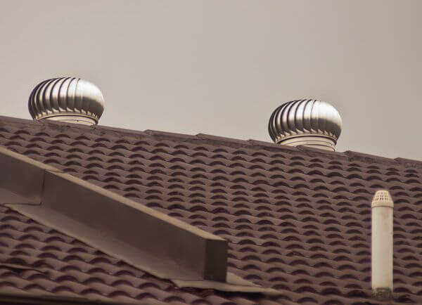 Grote ventilatie-systemen