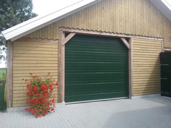 Inspiratie garagedeuren
