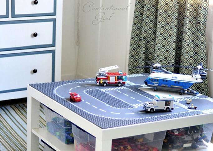 Lego-tafel
