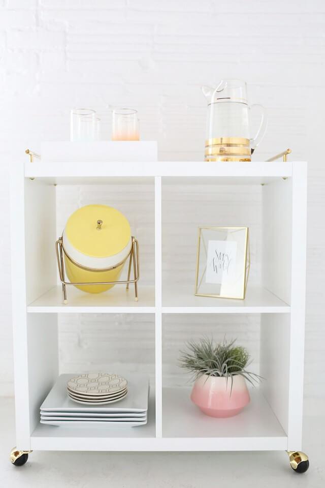 ikea grundtal kastje op wielen. Black Bedroom Furniture Sets. Home Design Ideas