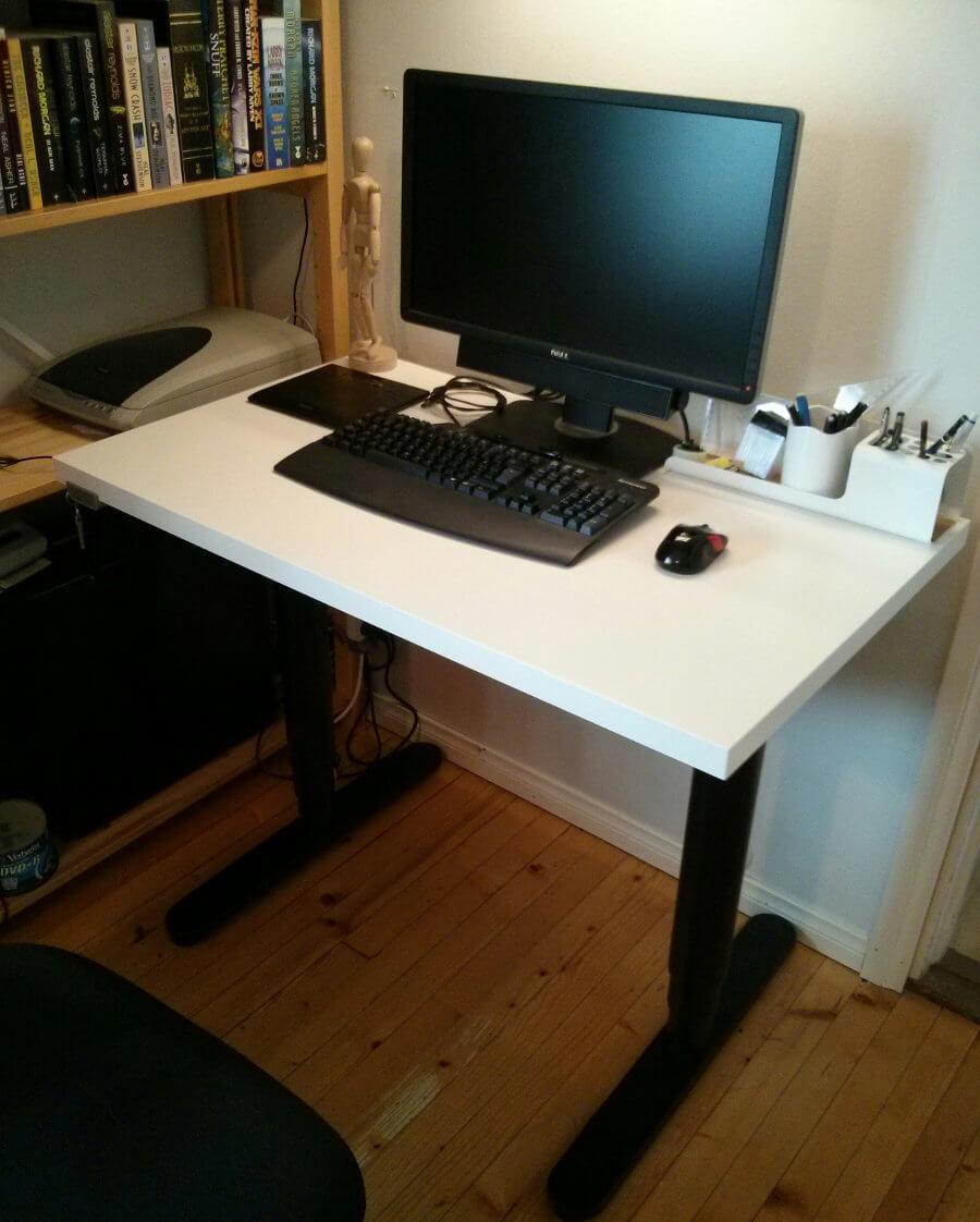 Top 100 ultieme ikea hacks ik woon fijn - S van de bureau ...
