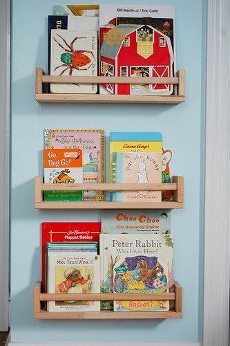 Kinder boekenrek