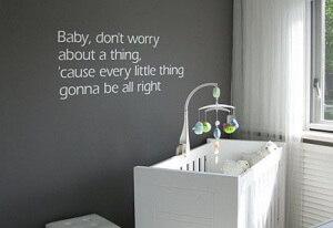 Baby, don't worry - pinterest