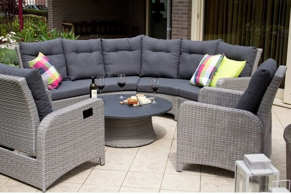 Grote loungeset