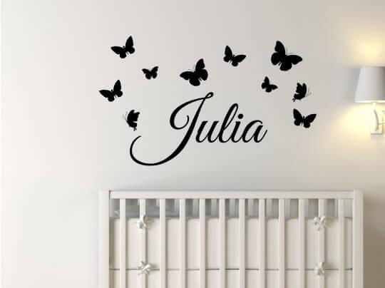 Julia - meermetstickers.nl