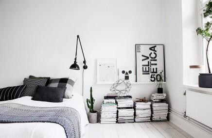 Slaapkamer Ideeen Boek : Scandinavische slaapkamer bijpassende meubels ik woon fijn