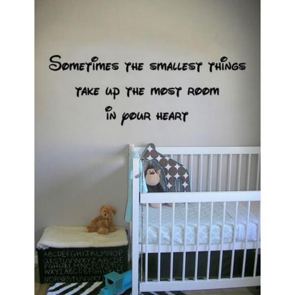 20 leuke muurteksten voor de babykamer | ik woon fijn, Deco ideeën