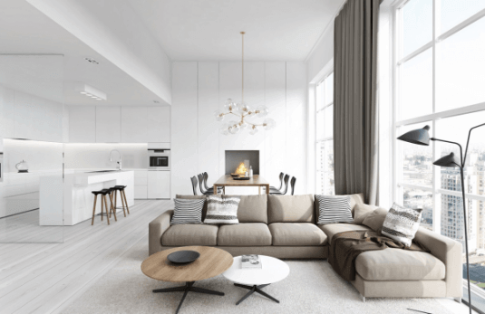 luxe woonkamers kunstgalerijen in with luxe woonkamers