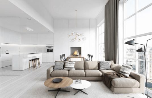 10 voorbeelden van luxe woonkamers | Ik woon fijn