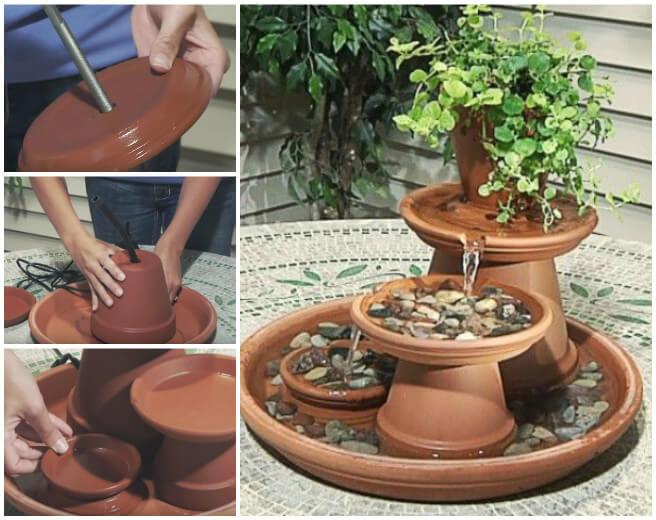 DIY fonteintje - fabartdiy.com