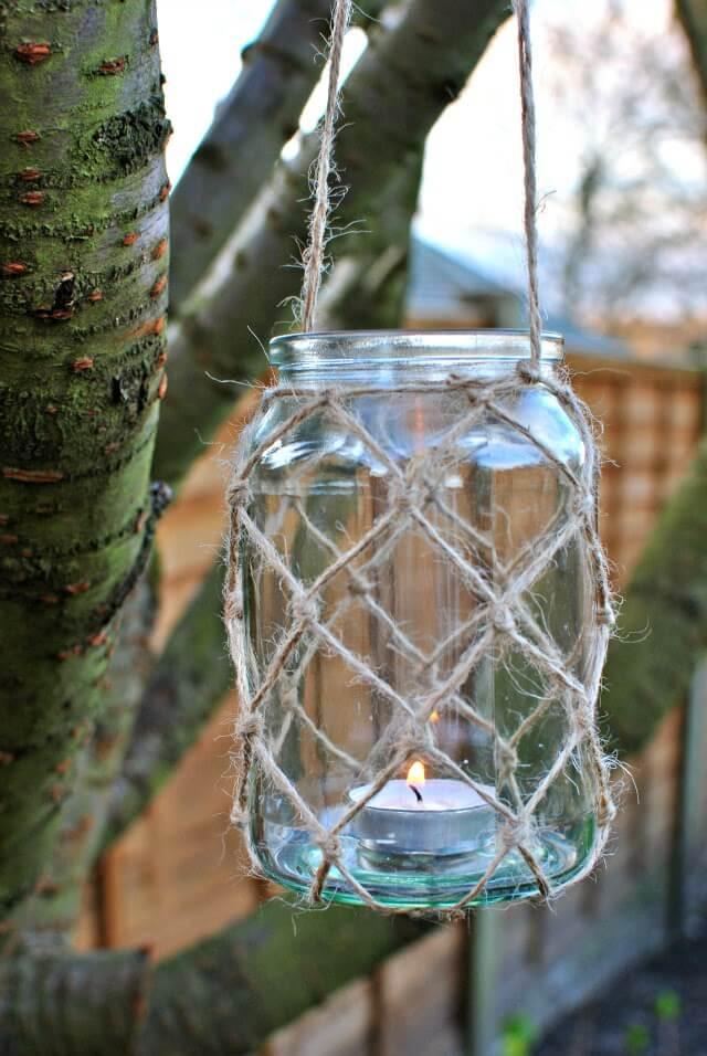 DIY lantaarn - coconutheadsurvivalguide.com