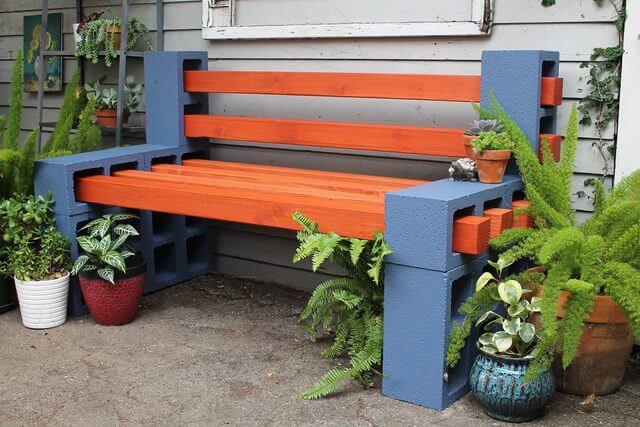 DIY tuinbank - ehow.com