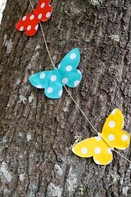 DIY vlinders - rebeccasdiy.blogspot.nl