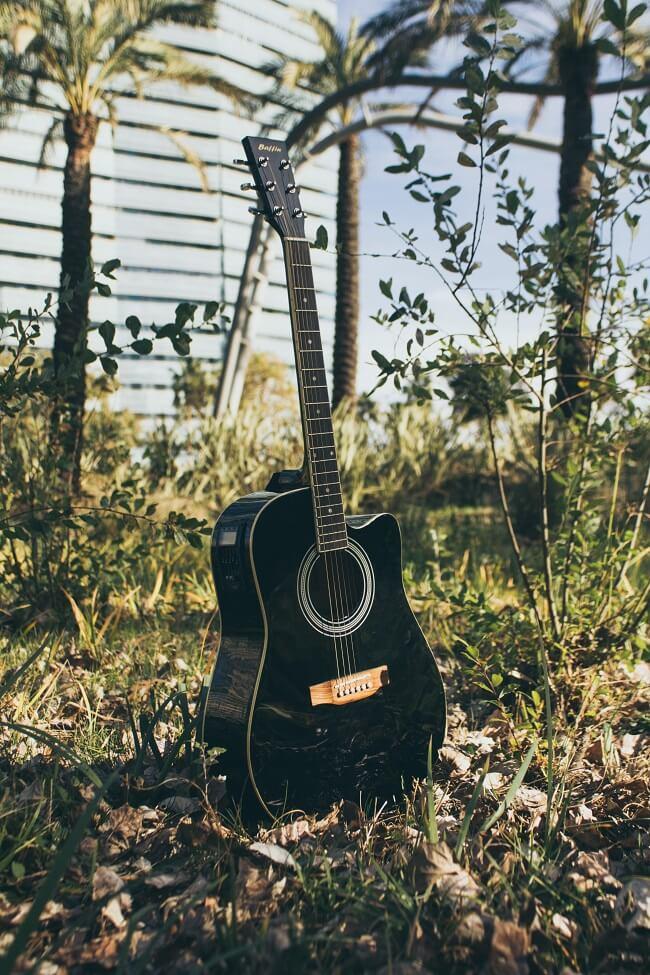 Doe het zelf muziekinstrument