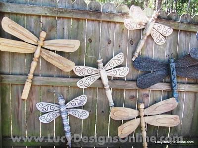 Houten vlinders - lucydesignsonline.com