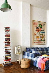 Industrieel - geen kast -dustjacket-attic