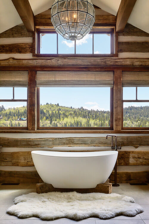 Landelijke badkamer inrichten: 10 tips  Ik woon fijn