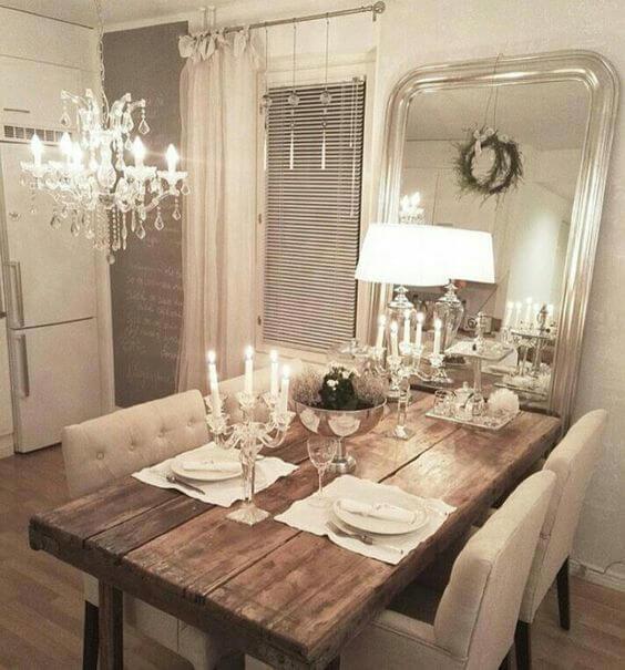 Romantische eetkamer - roominteriorr.com