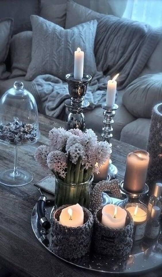 Landelijk romantisch interieur | Ik woon fijn