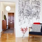 Inspiratie Scandinavisch behang: 10 prachtige voorbeelden