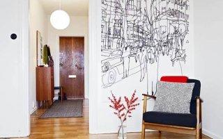 Behang Kinderkamer Scandinavisch : Inspiratie scandinavisch behang prachtige voorbeelden ik