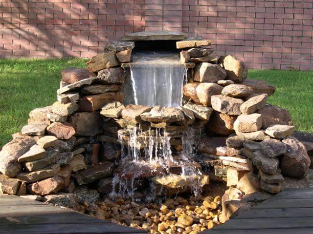 brede waterval - watergardengems.com
