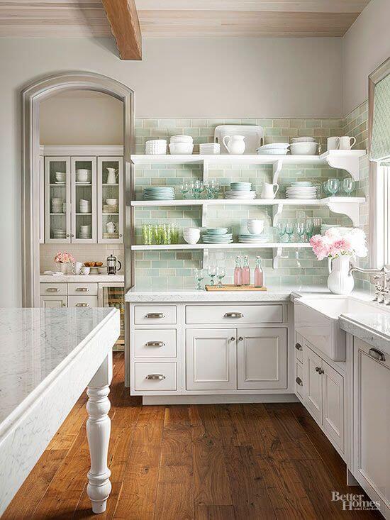 romantische keuken - bhg.com