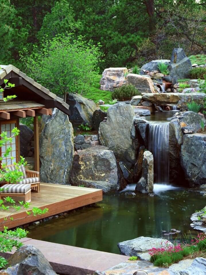 steile waterval - designtrends.com