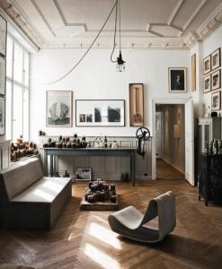 15 voorbeelden van een prachtig industrieel interieur | Ik woon fijn