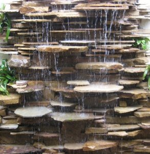 Waterval stenen - architectureartdesigns.com